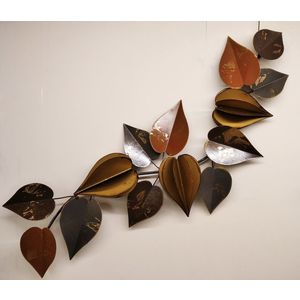 Décoration murale feuilles d'Automne